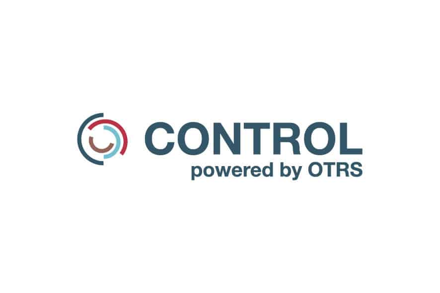 Logo CONTROL powered by OTRS