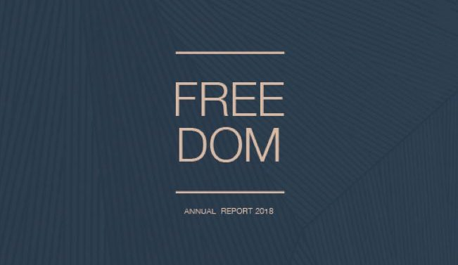 Thumbnail Cover-Annual-Report- OTRS AG 2018
