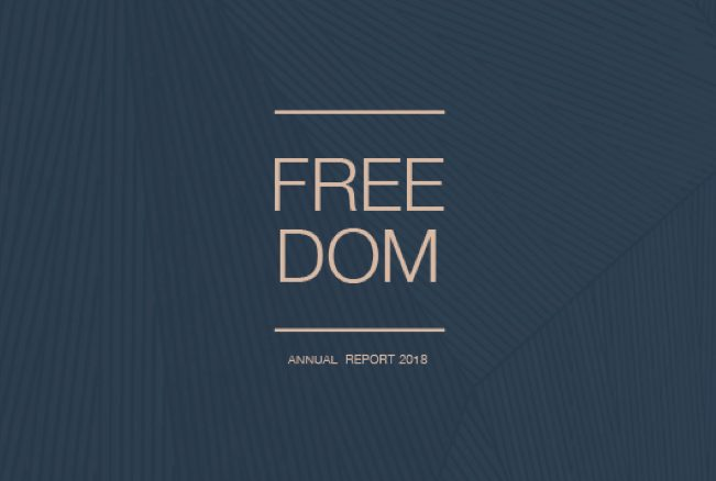 Cover-Annual-Report- OTRS AG 2018