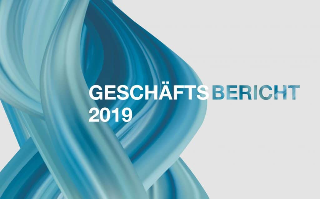 banner Cover German annual report 2019 OTRS AG