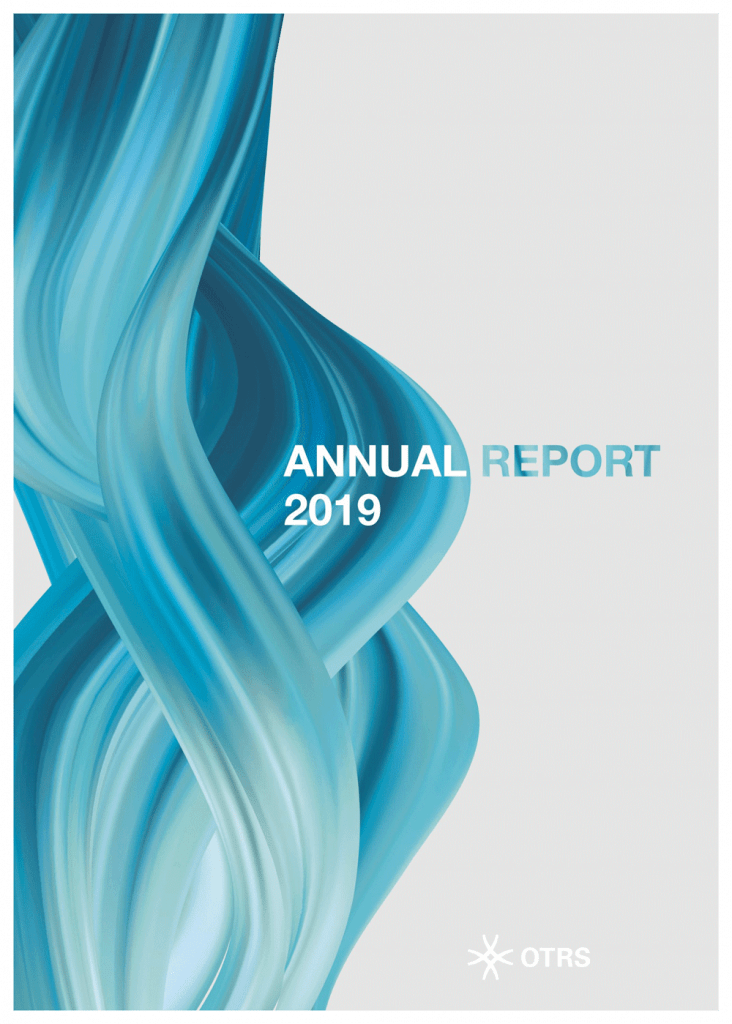 cover english annual report 2019 OTRS AG
