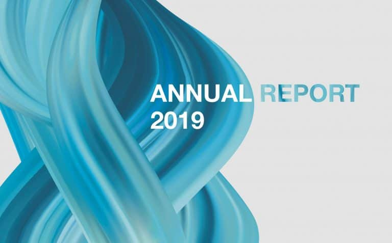 banner English cover annual report 2019 OTRS AG