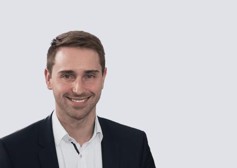 Executive Vice President Benjamin Mueller