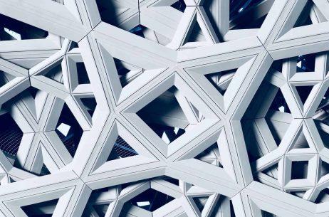 closeup photo of white decor