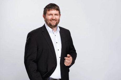 Manuel Hecht Vice President Global Software Development